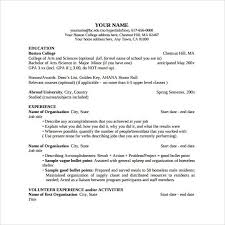 Sample College Resume - 8+ Free Samples, Examples, Format within Boston  College Resume