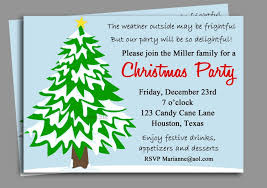 Funny Christmas Party Invitation Wording Ideas Christmas Party