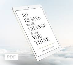 essays that will change the way you think by brianna wiest pdf