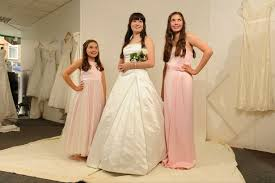 good news for brides on a budget as oxfam open first shop Wedding Dress Shops In Glasgow some of the designer dresses in stock wedding dress shops glasgow