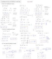 solving quadratic equations complex numbers worksheet tessshlo