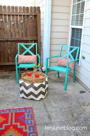 Decorating Outdoor Furniture Replacement Cushions
