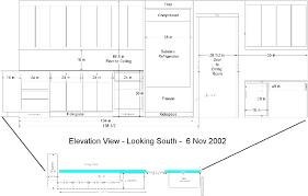 Kitchen Cabinet Sizes Chart Dessievannest Co