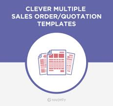 quote templates odoo sales order quotation templates quote report template app
