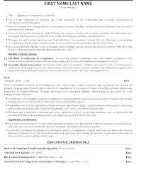 Sample Advertising Account Executive Cover Letter Account Executive Resume Skinalluremedspa Com