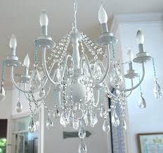 light flower shabby chic chandelier shabby chic