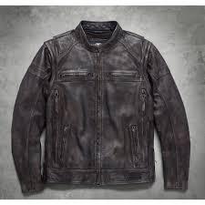 leather harley davidson