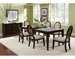 the cosmo collection merlot value city furniture dining room sets
