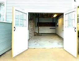 single car garage conversion to studio apartment