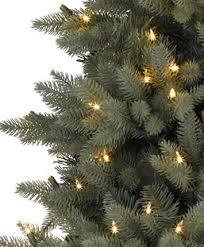 Blue Fir Christmas Tree  Christmas Lights DecorationArtificial Blue Spruce Christmas Tree