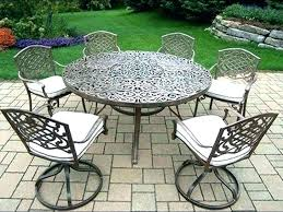 round patio table and chairs medium size of patio table set for 8 person elegant dining round patio table and chairs