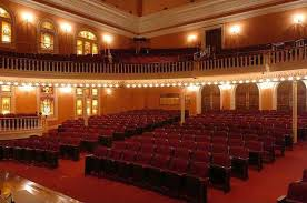 Ted Shawn Theater Seating Chart Brenau Universitys Pearce Auditorium Is Home To Legends
