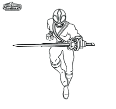 Power Rangers Thunder Coloring Pages Dino Charge Pdf Color