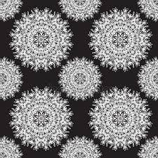 Snowflake Pattern Stock Vectors Royalty Free Snowflake Pattern