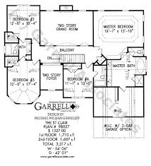 2 story house plans with basement. Contemporary Plans St Clair House Plan 98027 2nd Floor Inside 2 Story House Plans With Basement Y