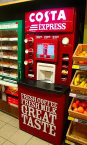 Costa Vending Machines Cool Cstore Retailers 'Convenience Plus Coffee Equals Cash'