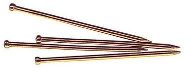 <b>Гвозди</b> бронзированные <b>1</b>,4х25мм <b>финишные</b>