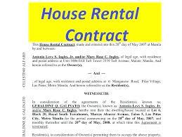 Basic Rental Agreement Template Basic Lease Agreement Sample Vbhotels Co