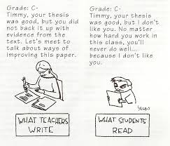 grading papers mysteries and manners source villanova edu