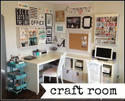 home office craft room ideas.  Craft Office Modest Home Craft Room Ideas 9 To S