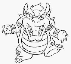 Super Mario Printable Coloring Pages Baby Super Super Mario Bros ...