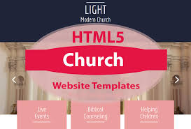 Free Church Website Templates Amazing 28 Best Church Website Templates Free Premium FreshDesignweb