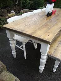 438 Best Dining Room Tutorials Images On Pinterest  Wood Projects Oak Table Bench