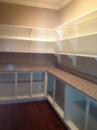 Walk In Kitchen Pantry Walk In Pantry Kitchen Pantry Pinterest Countertops