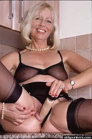 Photos of bbw matures in stockings