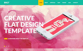 visual studio 2010 website templates 50 best flat design website templates free premium freshdesignweb