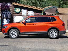 2018 volkswagen tiguan interior. wonderful tiguan the 2018 tiguanu0027s 184horsepower turbocharged 4cylinder is skewed more for  smooth running and fuel economy than spirited performance and volkswagen tiguan interior