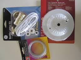 mesmerizing alluring swag lamp kits that plug in and lamp kit hardware for rewire lamp