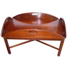 butlers tray table coffee table trays tables and coffee