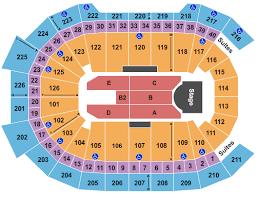 Giant Center Seating Chart Hershey