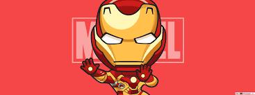 Avengers: Iron man (Chibi) HD wallpaper ...