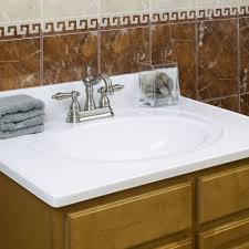 lc1917 cultured marble vanity top 19 in x 17 in