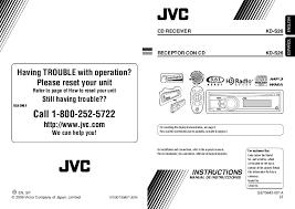 search manuals user manuals manualsonline com Jvc Kd S37 Wiring Diagram jvc get0642 001a jvc kd-s37 wiring diagram