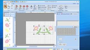 Brother Embroidery Machine Design Software Pe Design Plus Design Manipulation Brother Dream Machine