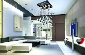 high ceiling chandelier contemporary foyer lighting modern entry chandelier