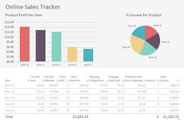 Free Sales Tracking Spreadsheet Sales Tracking Template Under Fontanacountryinn Com