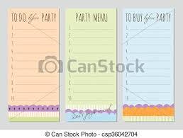 Cute Lists Princess Party To Do List