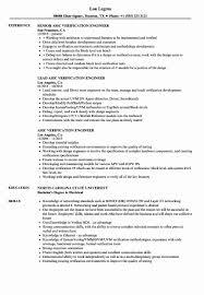 Vlsi Design Engineer 3 Resume Format Resume Format Resume Design