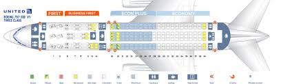 United 767 Seating Chart Seat Map Boeing 767 300 United Airlines Best Seats In Plane