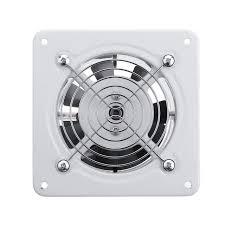4 220v 25w exhaust fan window type silent wall extractor air vents fan window bathroom kitchen toilet ventilation fan