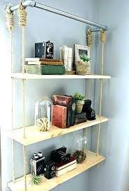 best way to hang a shelf ceiling hanging shelves hanging shelves from ceiling hanging shelves from