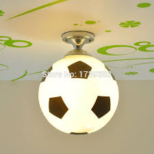 kids room ceiling lighting. 25cm led ceiling lamp globe lamps baby room basketball lights football kids lighting