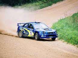 Rally Car Pictures - Subaru Impreza WRC