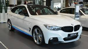 All BMW Models bmw 328i gran turismo : BMW 3-Series GT kitted with M Performance goodies exhibited at Abu ...