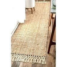 jute rug ikea jute runner rug handmade chunky jute wool tassel natural runner rug x jute jute rug ikea