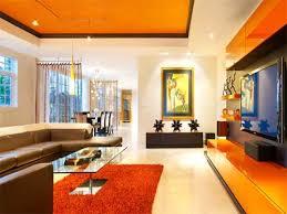 Orange Living Rooms Orange Living Room Design Home Design Ideas